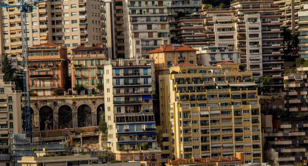 taxa de ocupação imobiliária